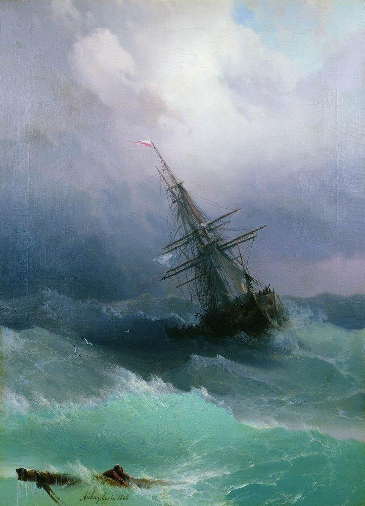 буря 1868