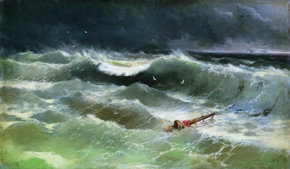 буря 1886