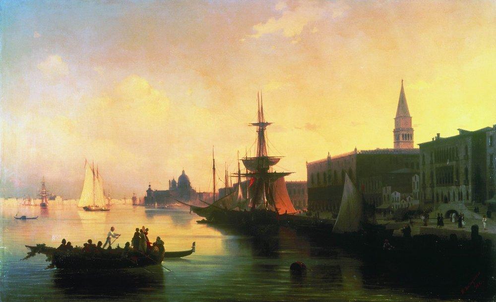 венеция 1842