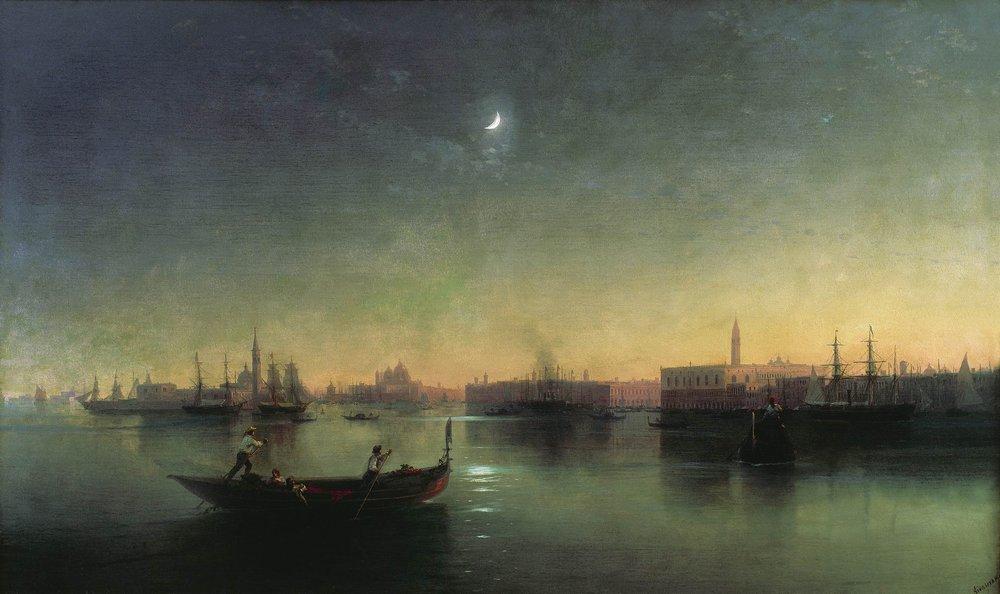 венеция 1870