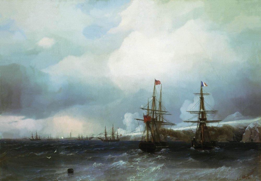 взятие севастополя 1855
