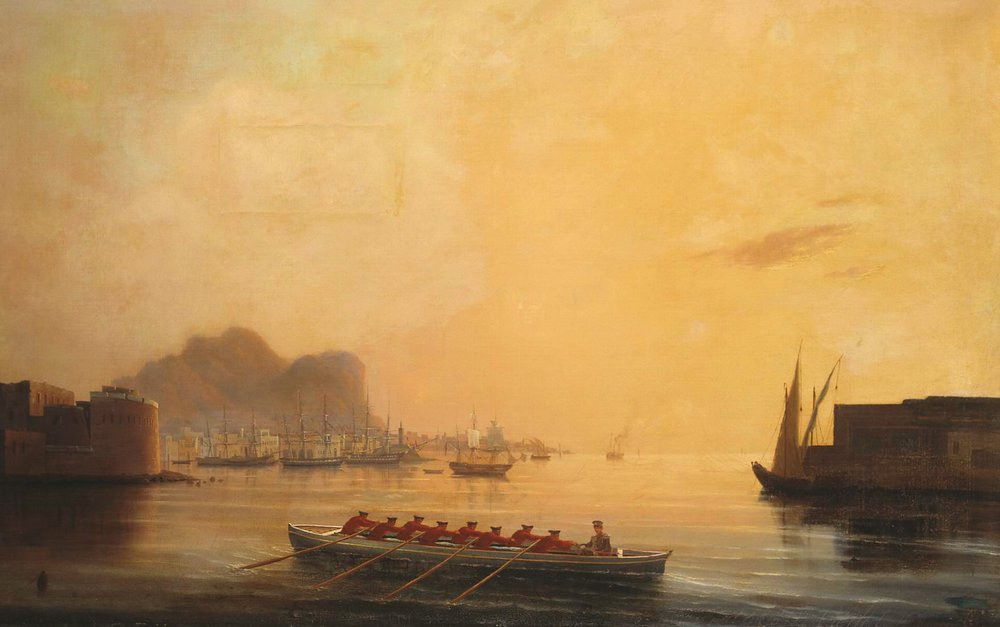 гавань 1850