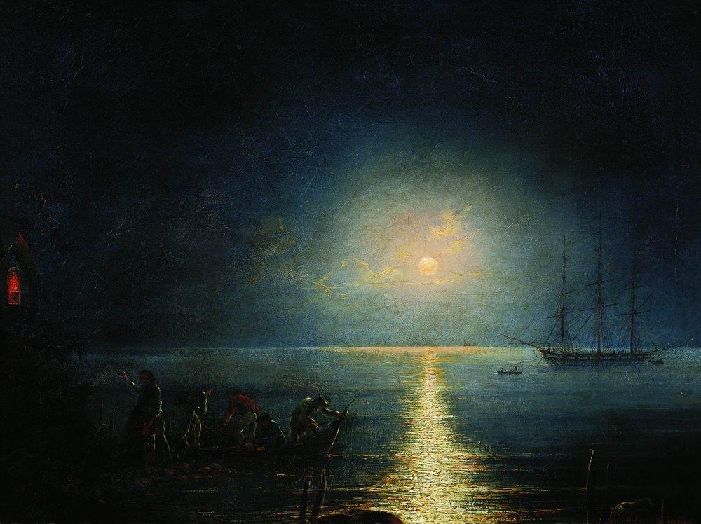 контрабандисты 1890