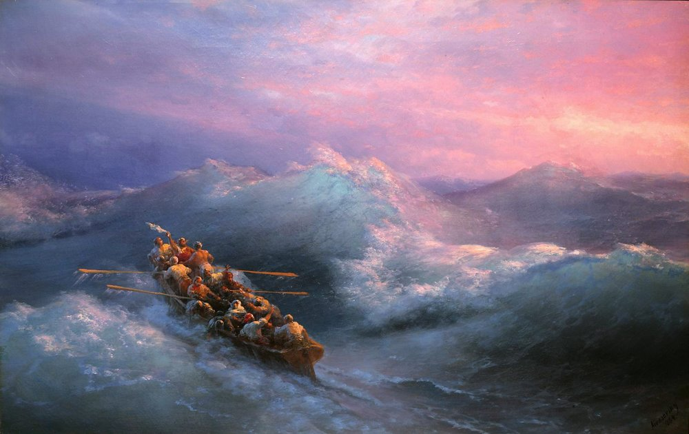 кораблекрушение 1884