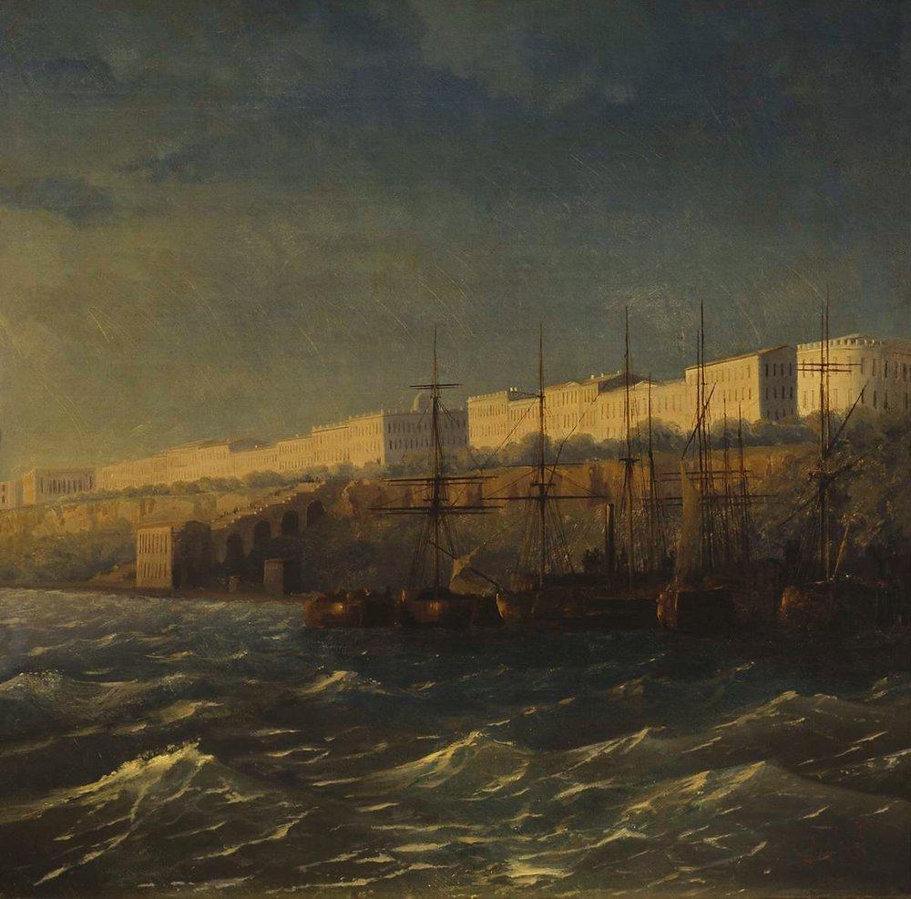 одесса 1840