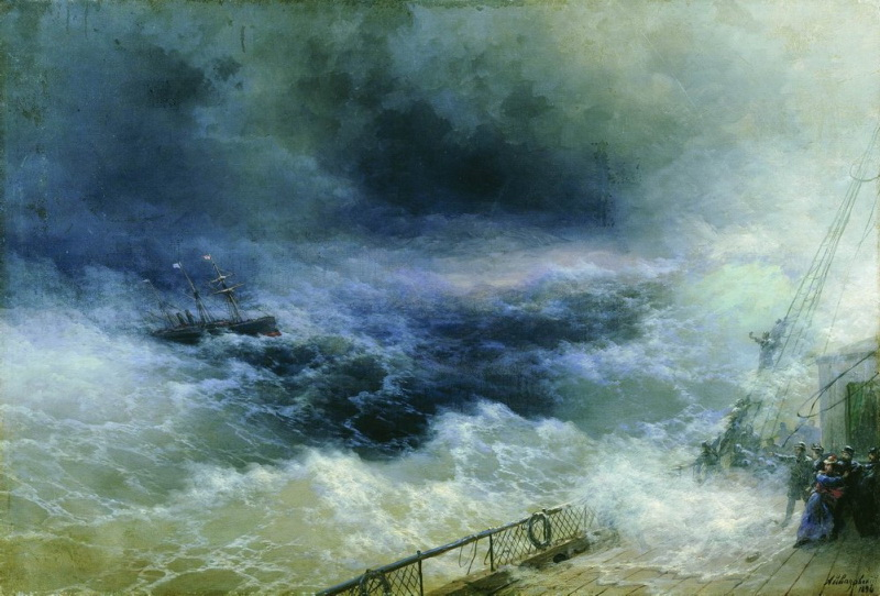 океан 1896