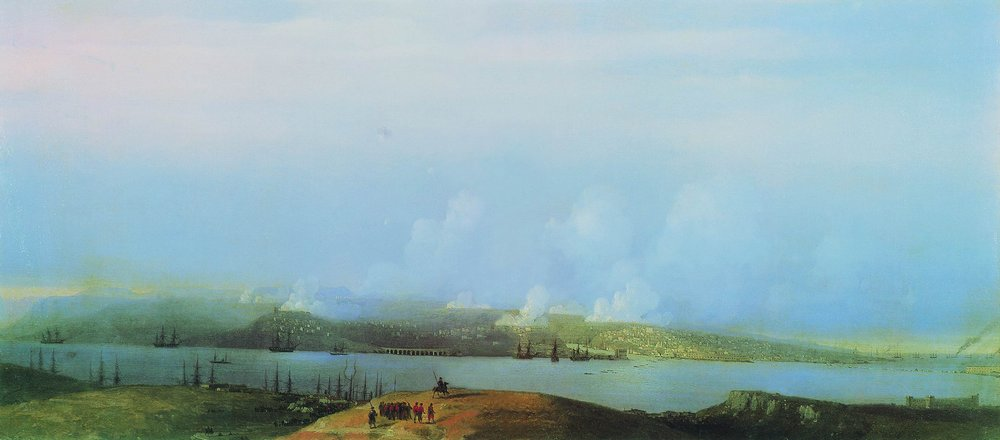 осада севастополя 1859