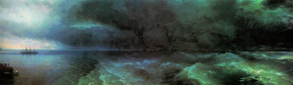 от штиля к урагану 1892