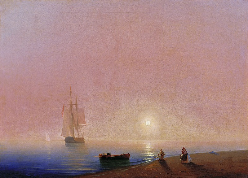 прощание 1869