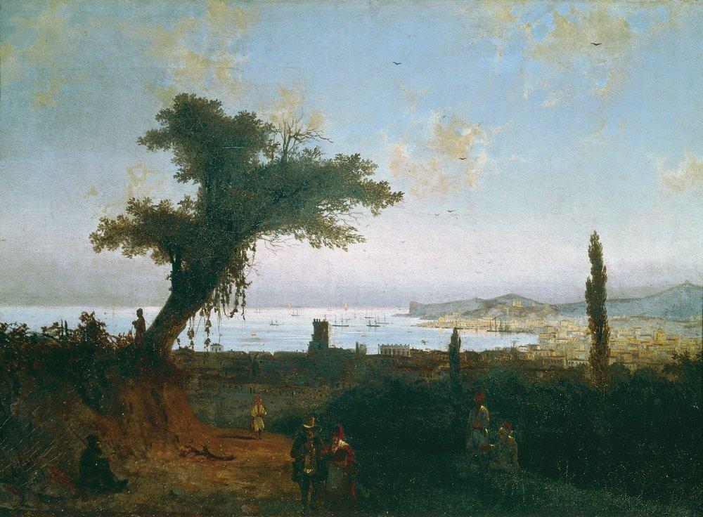 старая феодосия 1839