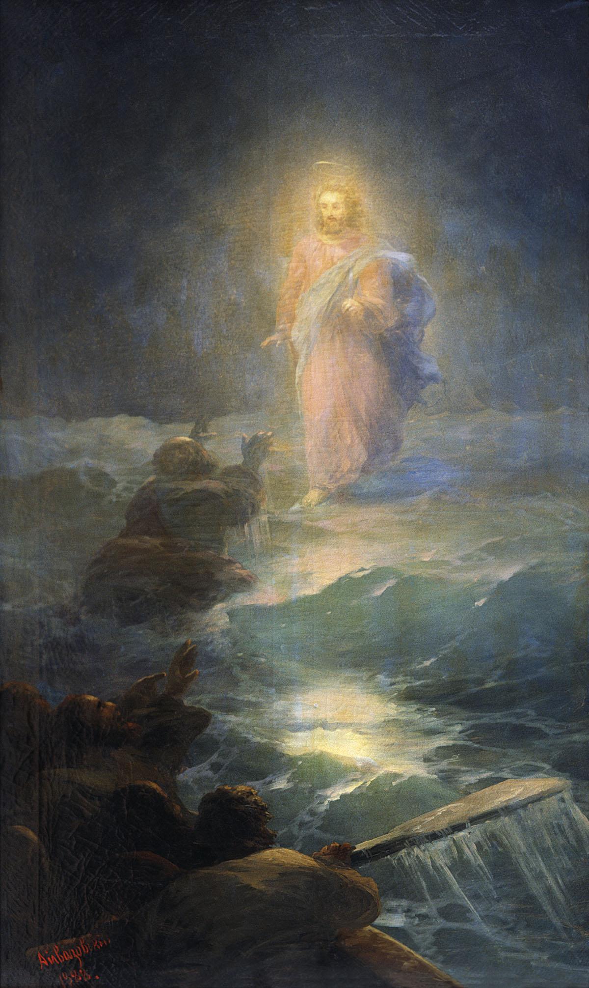 хождение по водам 1888