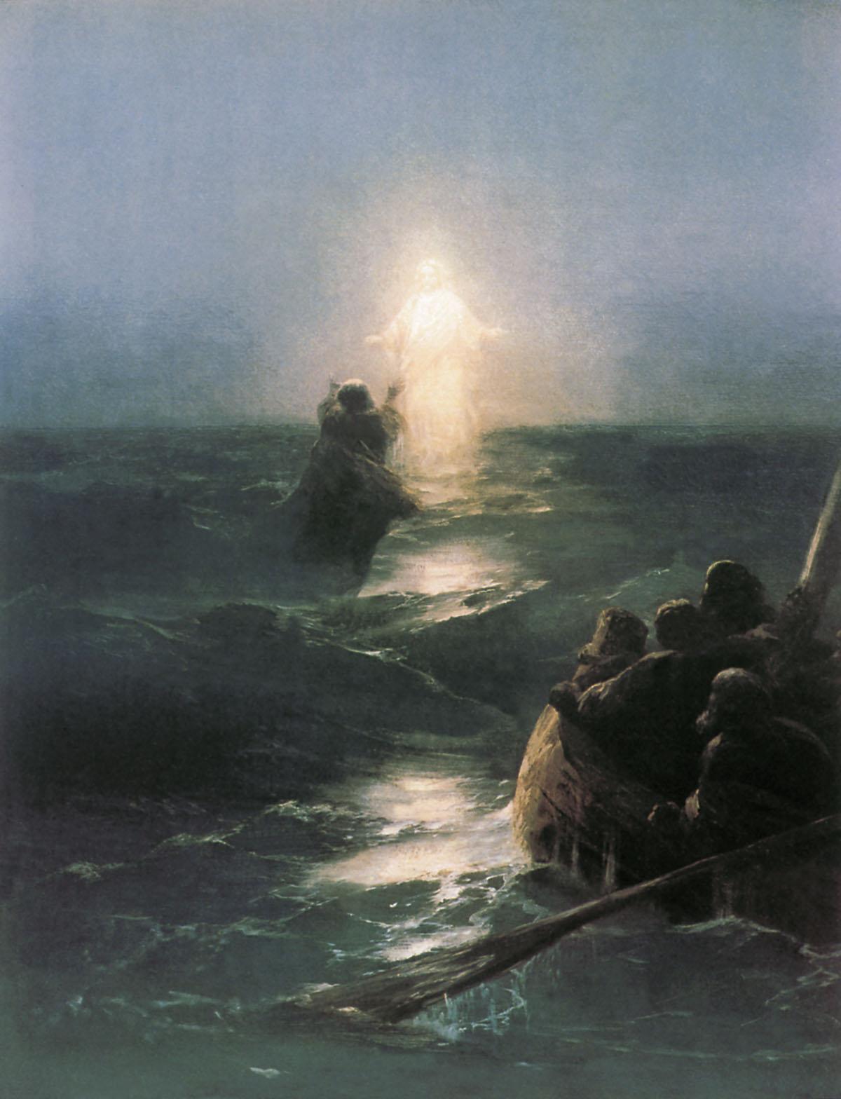 хождение по водам 1890
