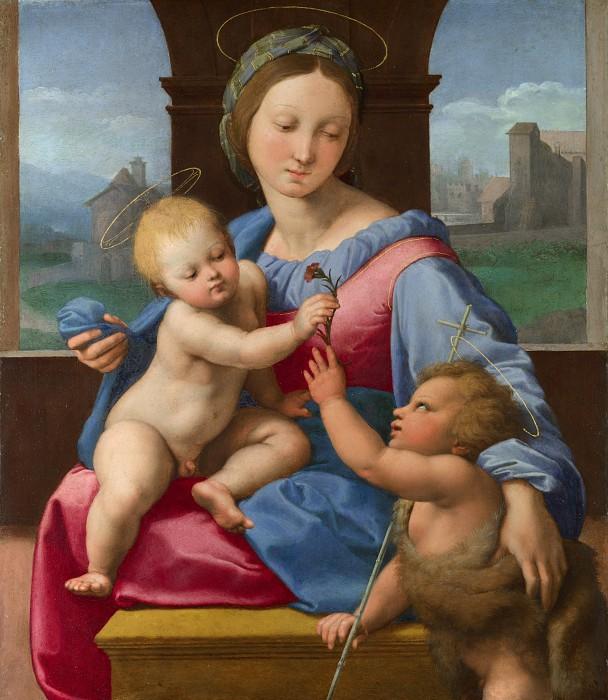 Мадонна Альдобрандини 1509-10