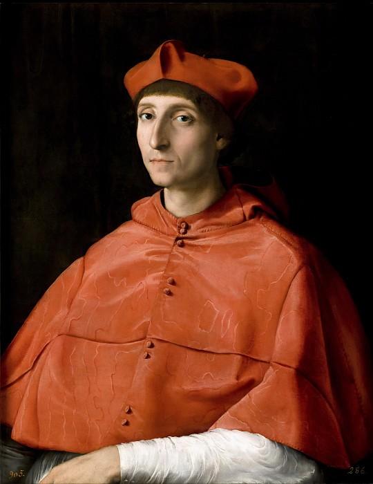 Портрет кардинала 1510-11
