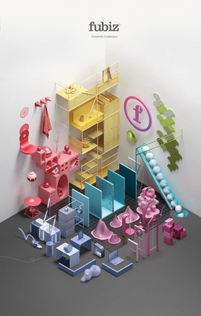 Fubiz+Creativity+Room+by+Six+&+Five